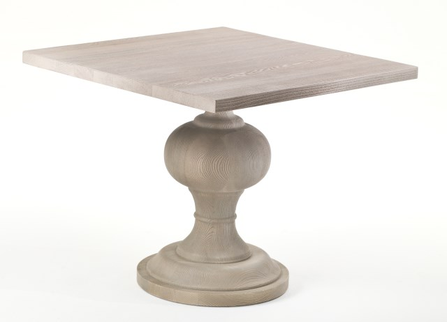 Squirrel and Bear Square Table